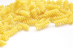Closeup  italian pasta Stock Photo