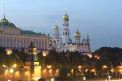 closeup kremlin moscow Royaltyfria Foton