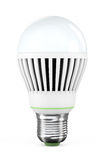 Closeup LED bulb Stock Image