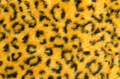 Leopard cat fur background pattern Royalty Free Stock Images