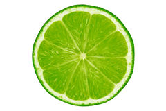 Closeup lime Royalty Free Stock Photography
