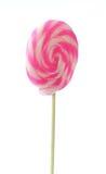 Closeup of Lollipop Stock Photo