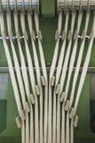 Closeup Of Machinery Part Stock Photos