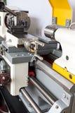 Closeup machining tool Royalty Free Stock Images