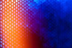 Closeup macro grid. Blue closeup macro grid background Royalty Free Stock Images