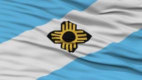 Closeup Madison Flag Royalty Free Stock Image