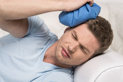 Image result for ice pack on head