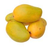 Closeup of mango Stock Photos