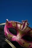 Closeup of mask. Stock Photos