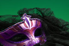 Closeup of mask Stock Photos