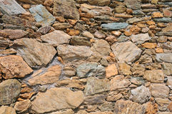 Closeup Masonry Royalty Free Stock Photography
