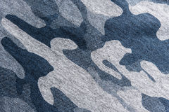 Closeup of military uniform surface, abstract background. Stock Image