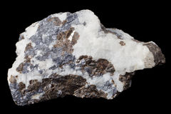 Mineral stone Stock Photos