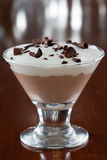 Mini chocolate martini Stock Image