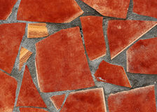 Closeup Mosaic tile Royalty Free Stock Photography