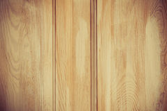 Closeup new wooden plank as background texture Stock Photos