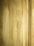 Closeup new wooden plank as background texture Royalty Free Stock Photo