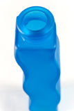 Closeup Of A Neck Of A Blue Vase Royalty Free Stock Images