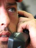Closeup Of Distress Stock Image