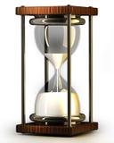Closeup Of Hourglass Stock Image