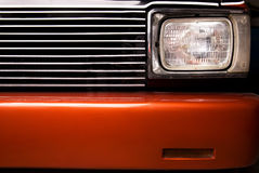Free Closeup Of Truck Grill Stock Images - 13726064