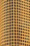 Closeup of office building Royalty Free Stock Photography