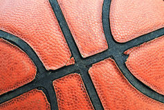 Basketball closeup Stock Photo