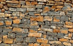Closeup of old brick wall Stock Photo