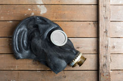 Old gas mask Royalty Free Stock Image