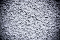 Closeup old gray cement wall background. Royalty Free Stock Images