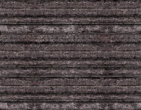 Closeup on old grey texture wood. Royalty Free Stock Photography