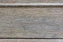Closeup of old grunge wood background Stock Images
