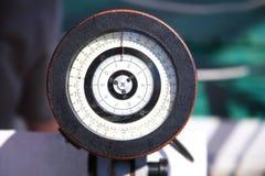 Gyro-compass Stock Photo