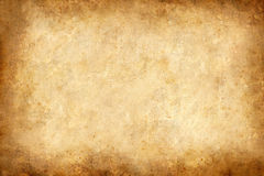 Old paper texture. Closeup on old paper texture with age marks royalty free stock image