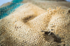 Old sack Stock Photography