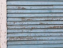 Cracked Paint Texture Siding Royalty Free Stock Photography