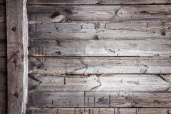 Closeup of old wood planks Stock Photo