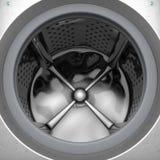 Washing Machine Drum Royalty Free Stock Image