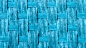 Blåttsugrörtorkduken texturerar Royaltyfri Bild