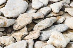 Closeup på stenblock Royaltyfri Fotografi