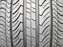 Closeup pattern of old tire texture Royalty Free Stock Image