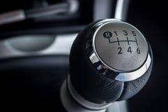 Closeup photo of car interiors Stock Photo
