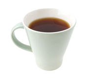 Closeup photo of cup of tea Stock Photography