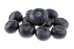 Closeup photo of fresh Blueberry Royalty Free Stock Photo