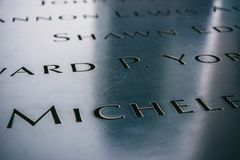 Closeup Photo of Michele Text Stock Images