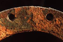 Closeup photo of some rusty surface Stock Photos