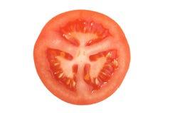 Closeup photo of tomato Stock Image