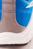 Closeup photo of trainers Royalty Free Stock Photos