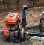 Water pump royalty free stock image