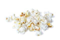 Closeup of pile of popcorns Royalty Free Stock Image